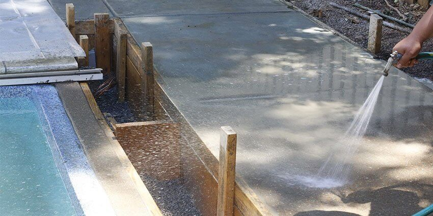 The Importance of Concrete Curing