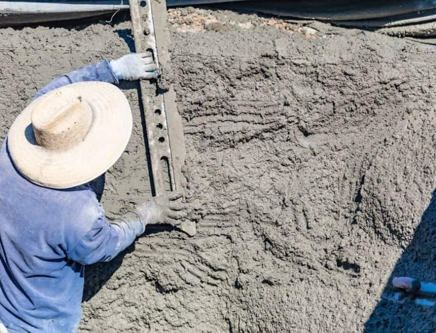 Concrete sealing preparation